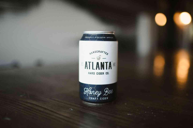 Atlanta Hard Cider-Honey Bee