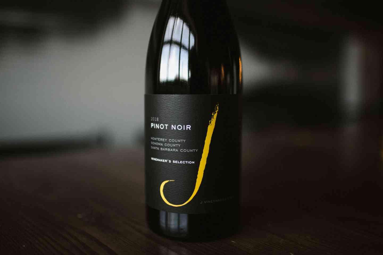J Pinot Noir