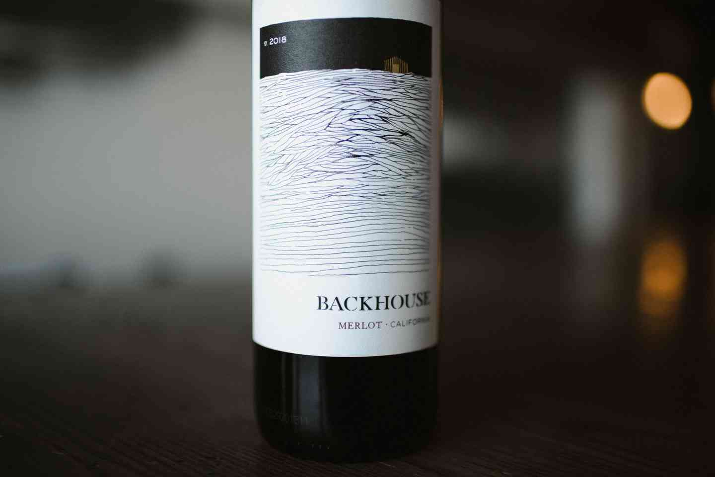 Backhouse Merlot