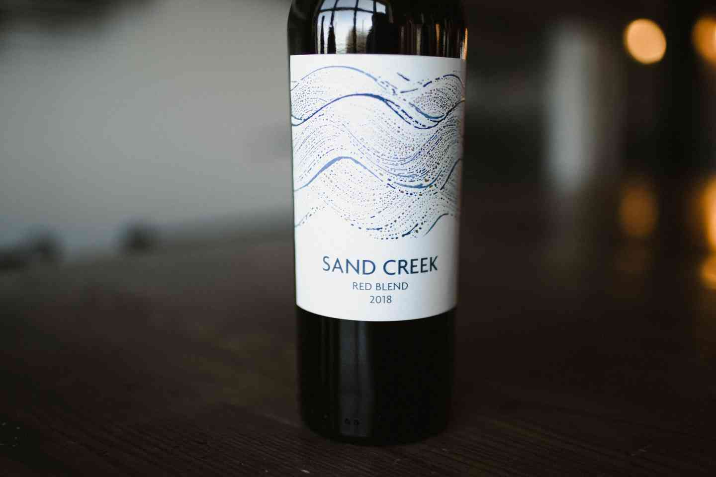 Sand Creek Red Blend (Portugal)