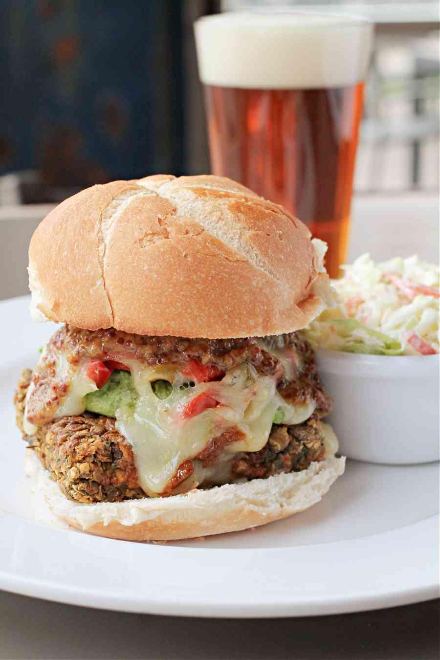 Suavocado Burger