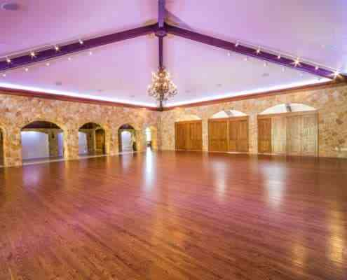 indoor event space