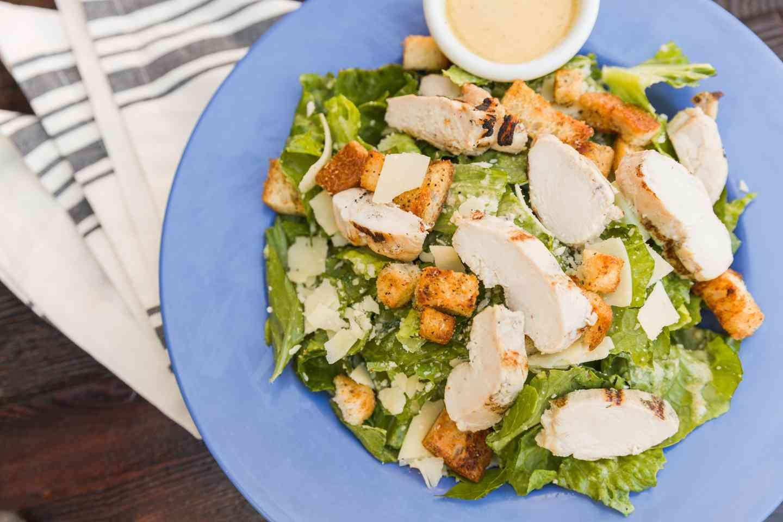 Fresh Chicken Caesar
