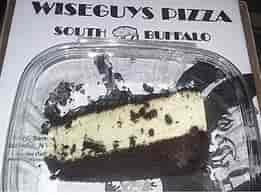 Slice of Oreo Cake