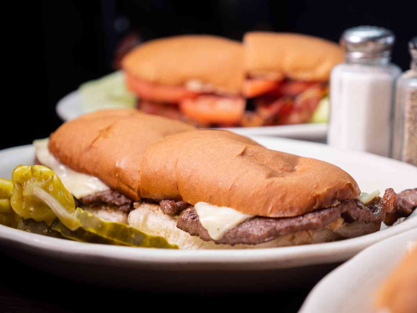 Our Famous Steak Sandwich
