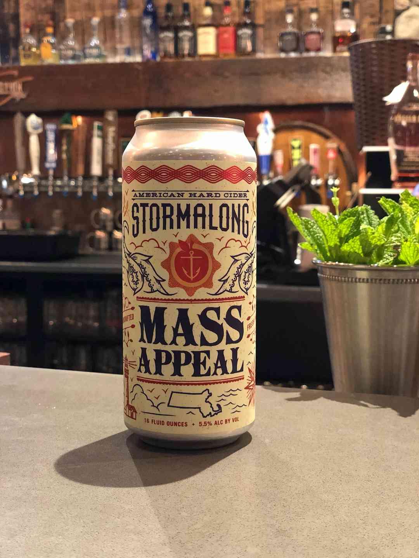 Mass Appeal Cider