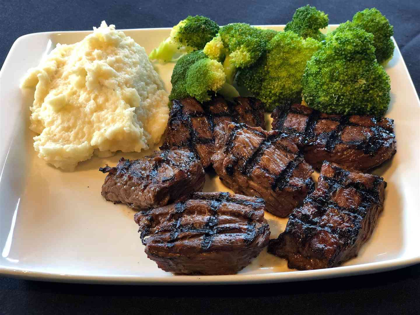 Tavern Style Steak Tips