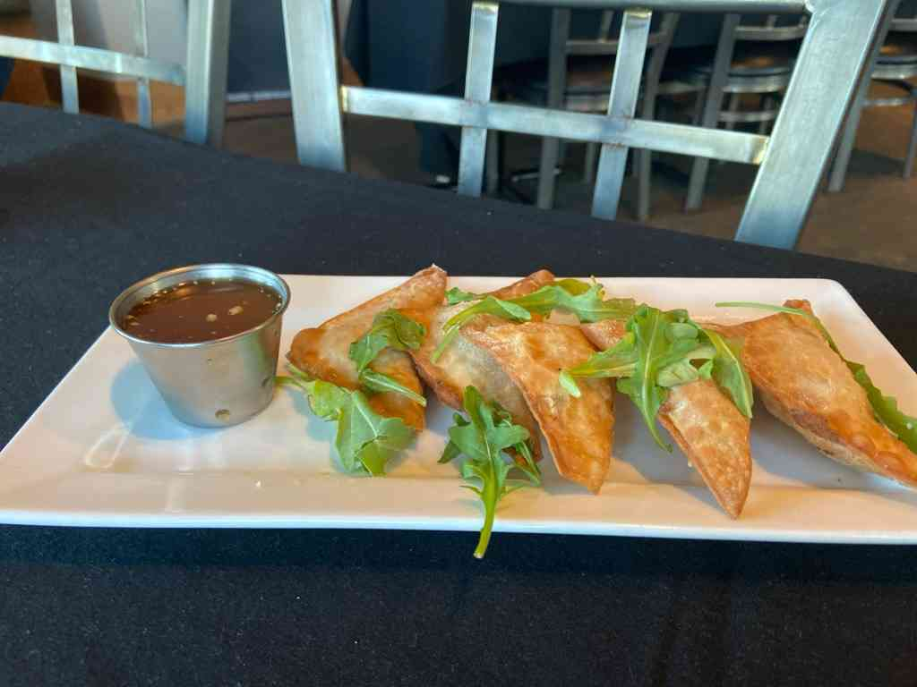 Lobster Rangoons