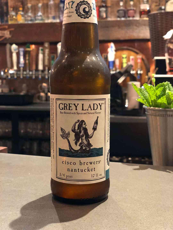 Grey Lady Ale