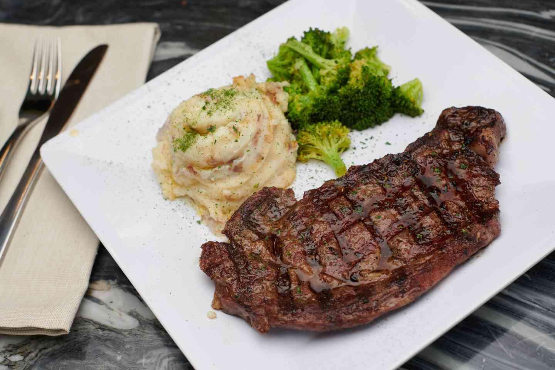 Mike's Steak *