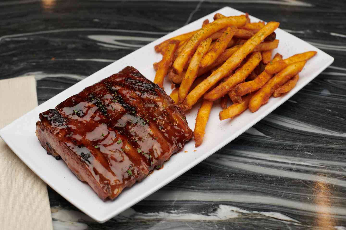 Mike's Honey Chipotle Ribs