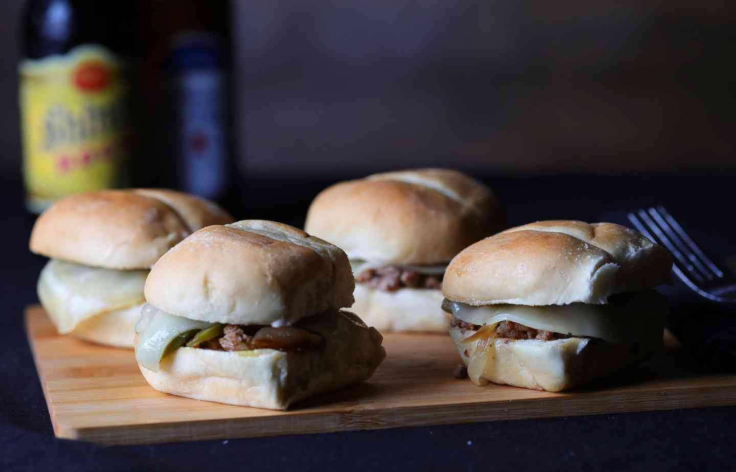 Philly Sliders