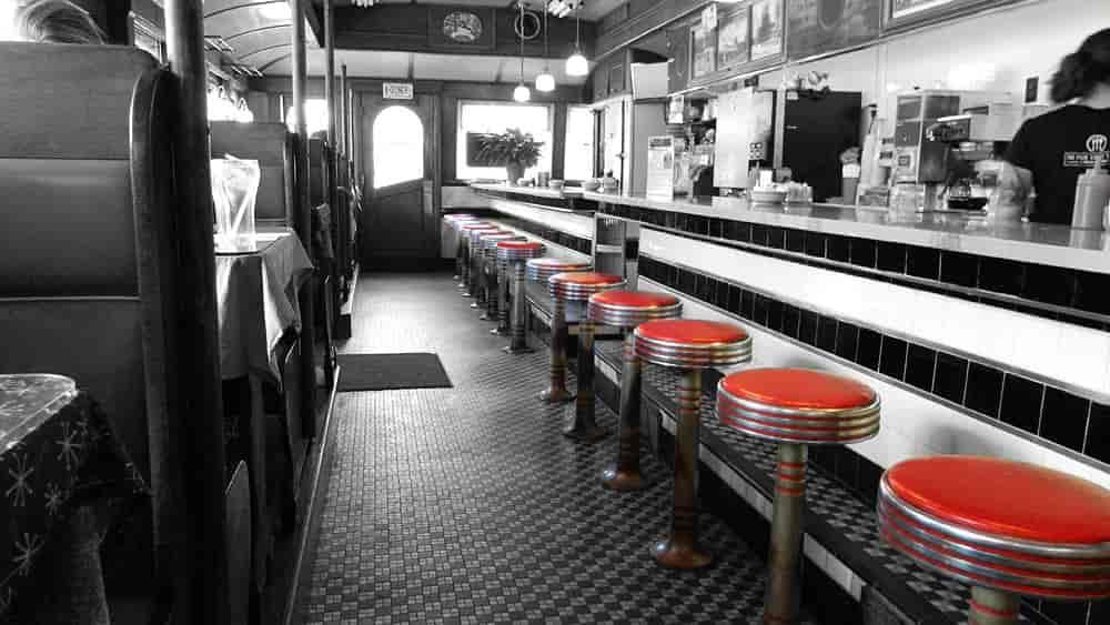 Dining room at Main Street Station