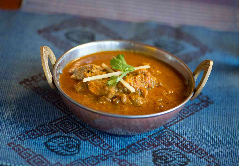 Sherpa Curry Chicken