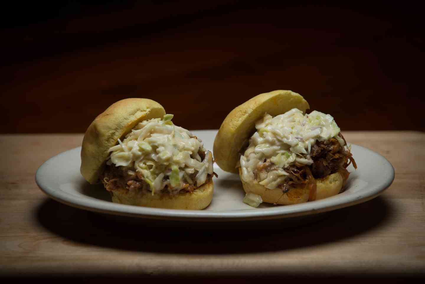 Bad Ax Pulled Pork Sliders