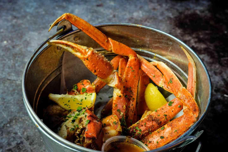 Platinum Esco Seafood Bucket