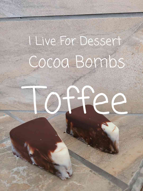Toffee Cocoa Bomb