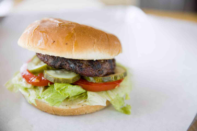 Jr. Farmer Burger