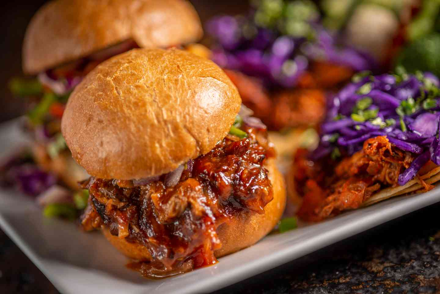 Bighorn Pork Sliders