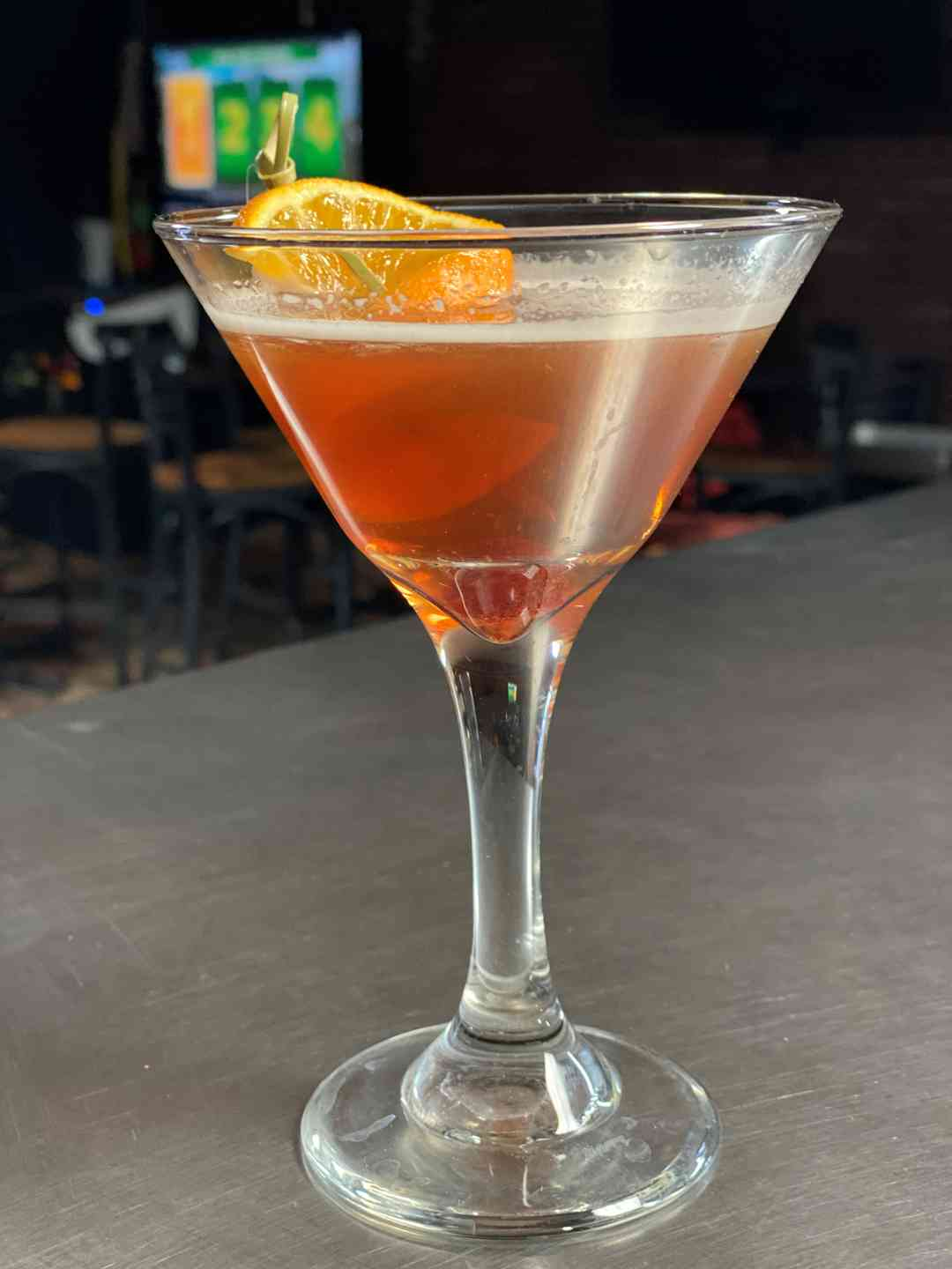 Jim's Manhattan