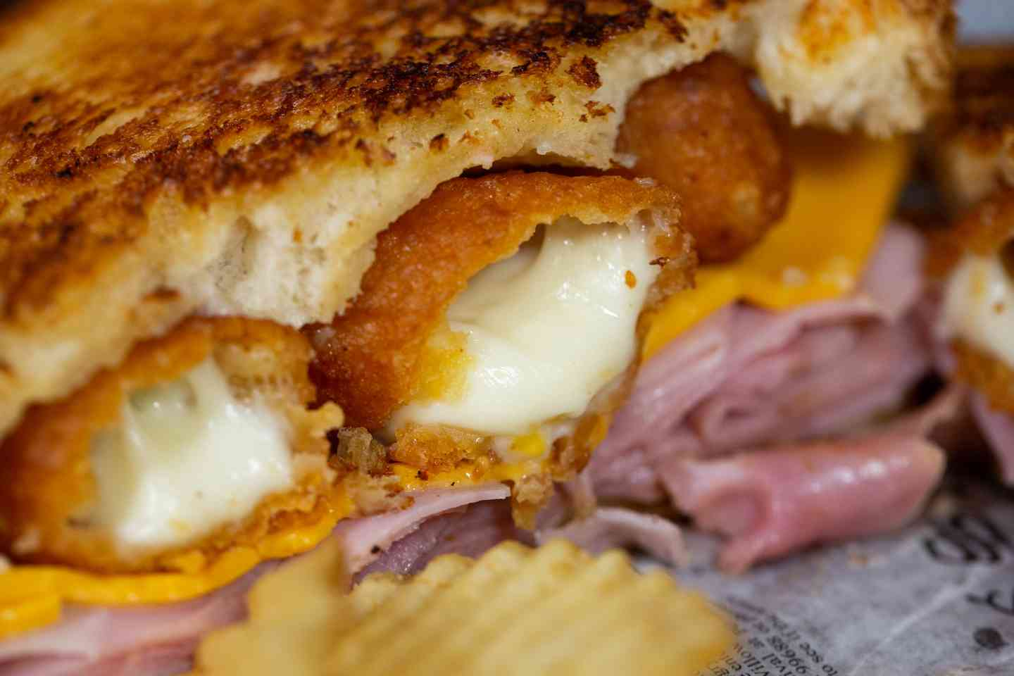 Ultimate Ham and Cheese