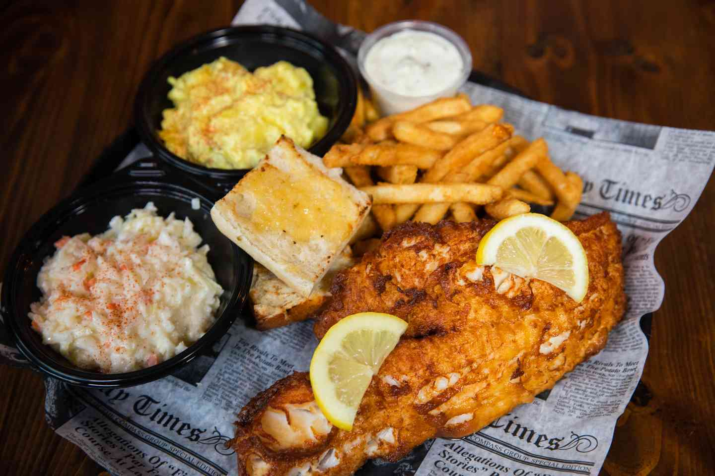 Friday Only Fish Fry