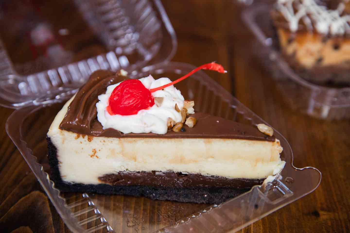 Assorted Cheesecakes