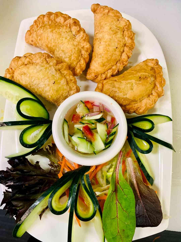 Thai Samosas