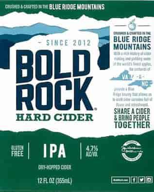 Bold Rock IPA