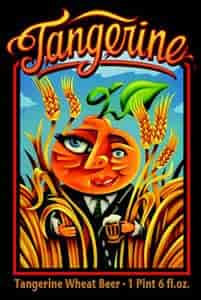 Lost Coast - Tangerine Wheat