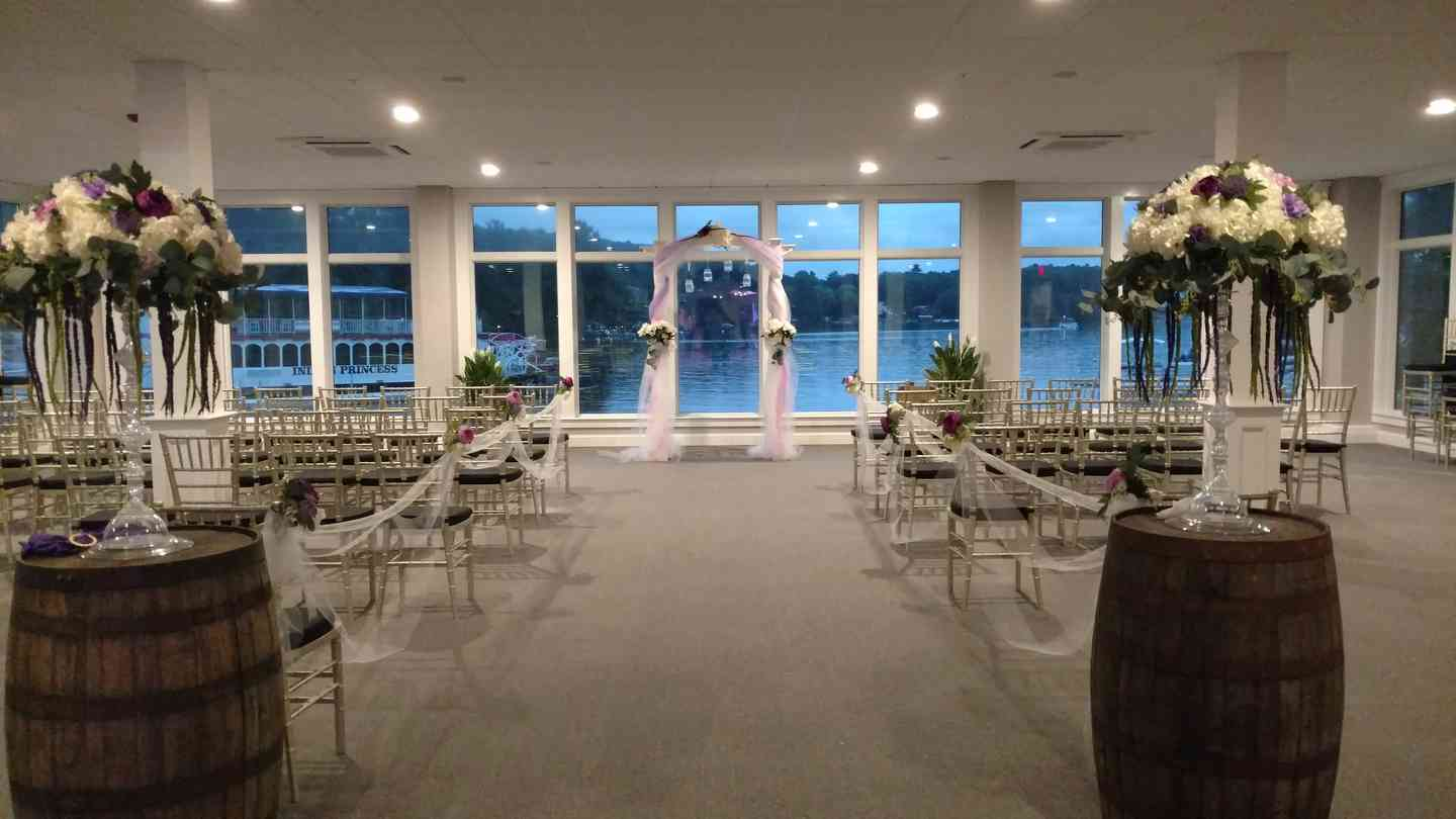 The Waterfront Room