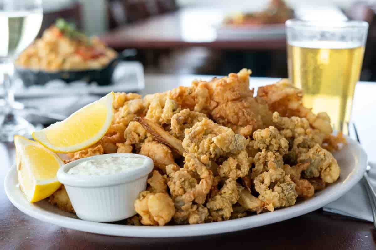 New England Fried Platter