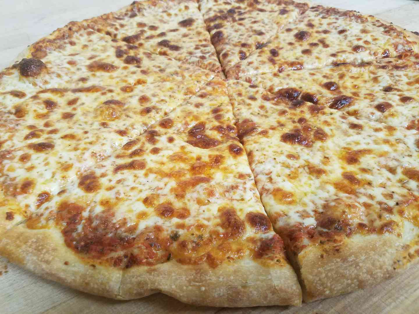 "18"" Large Cheese Pizza"