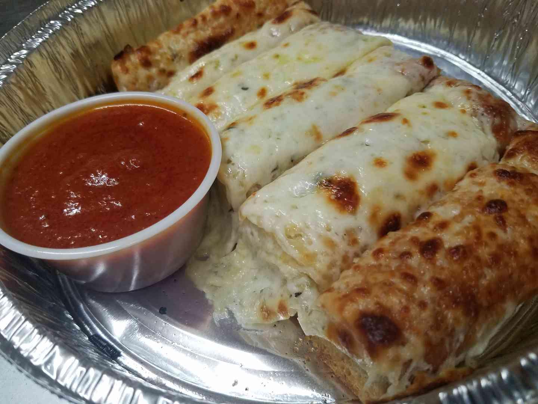 Cheesy Bread Sticks (6)
