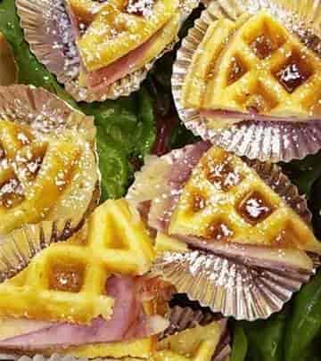 Cuban Waffles