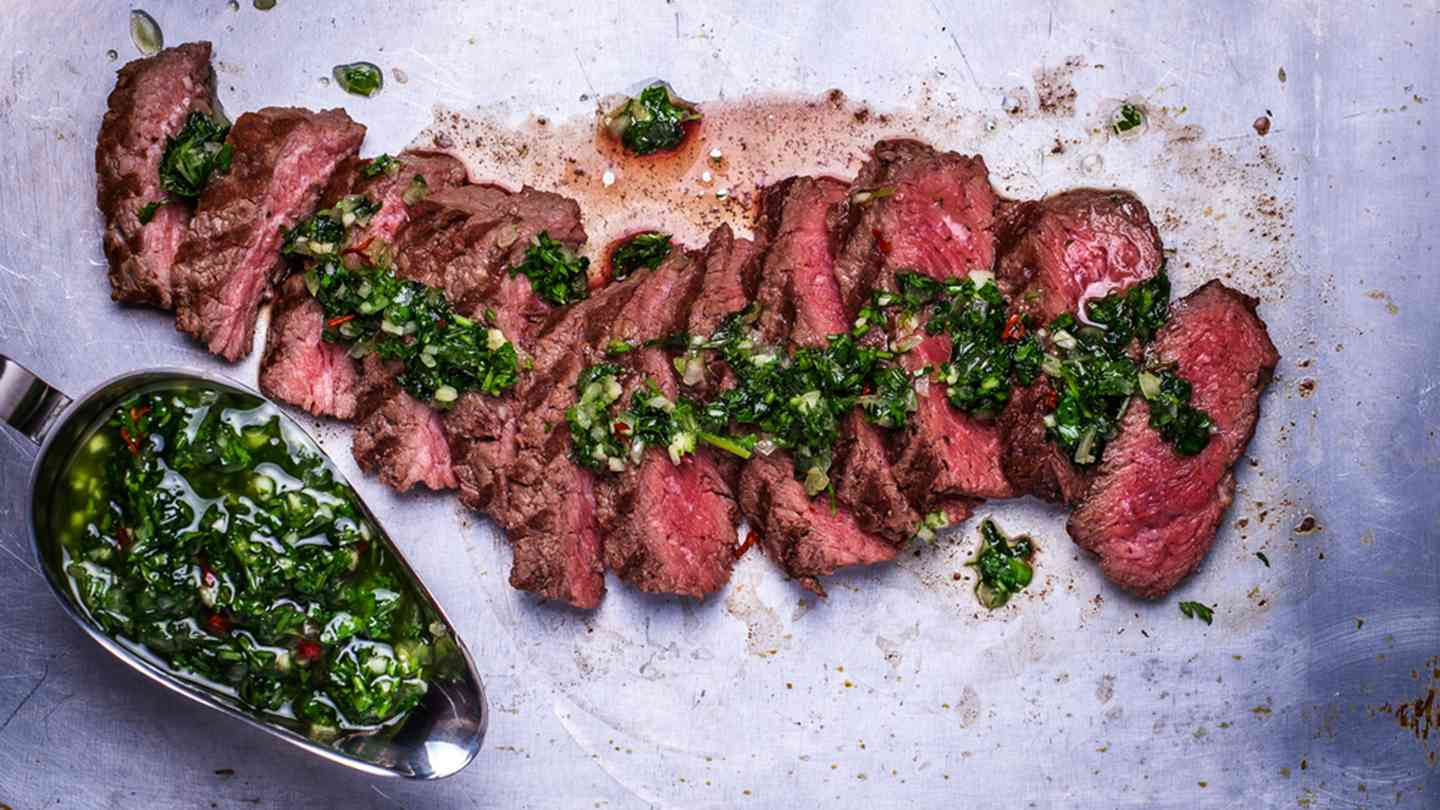 Brazilian Flank Steak