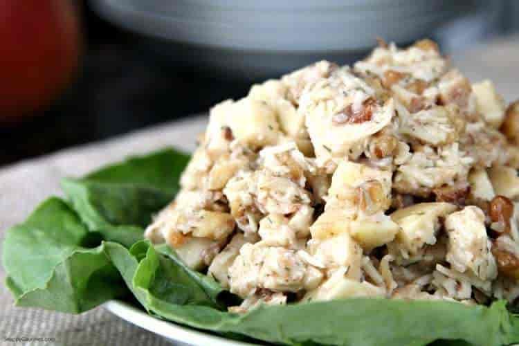 Maple Chicken Salad
