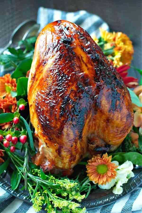 Oven-Roasted Turkey and Gravy