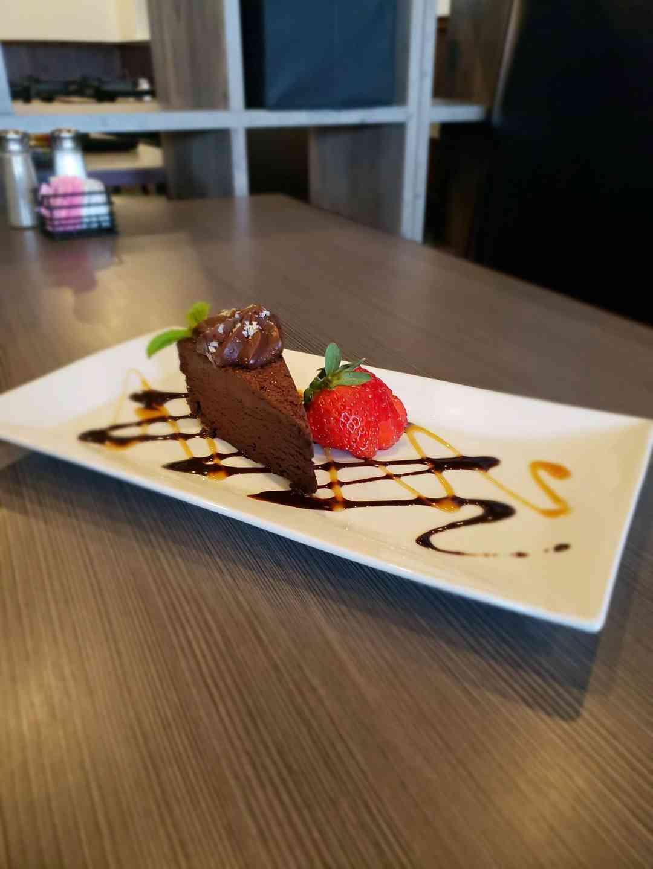 RumChata Chocolate Gateau