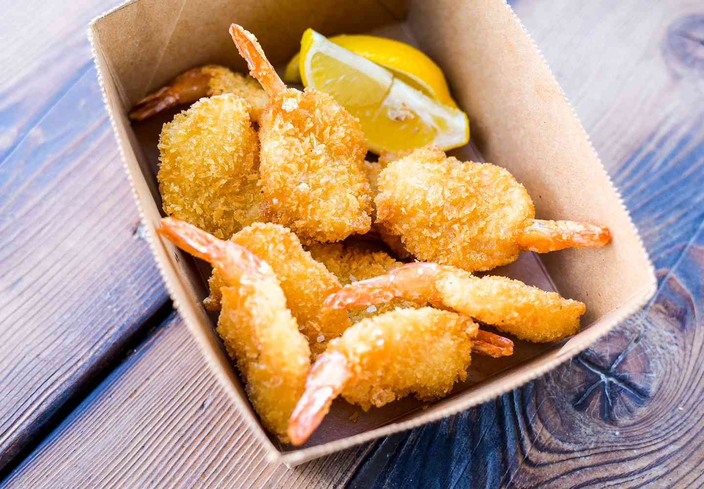Fried Gulf Shrimp