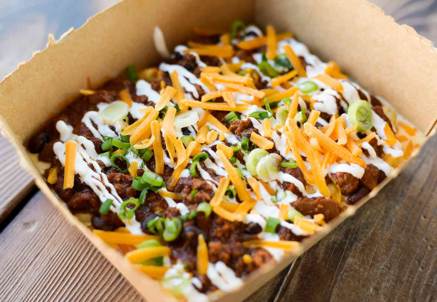 Chili Cheese Bowl