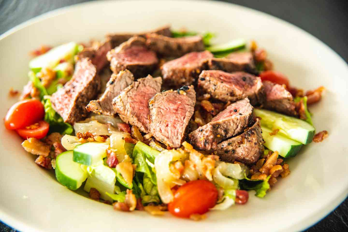 657 Steak Salad*