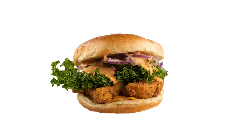 1. Chicken Sandwich