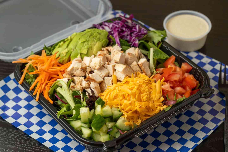 Chicken California Salad