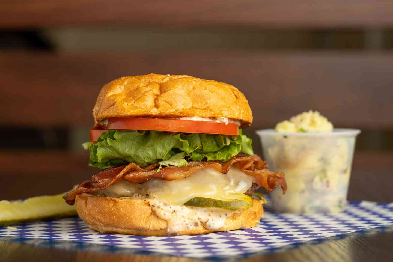 Classic Butcher Burger