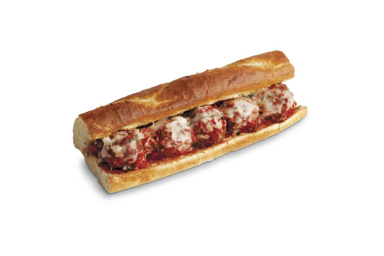 Hot Meatball Sub