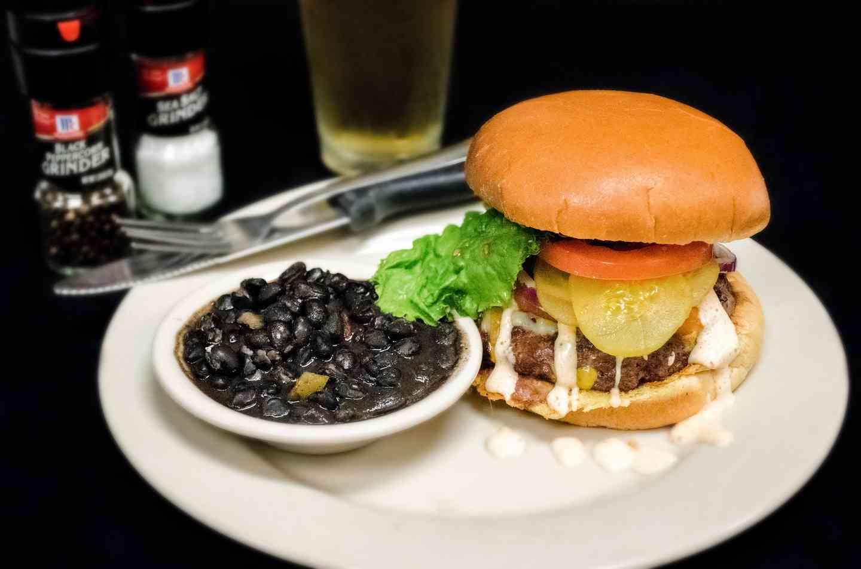 Ranchero Burger