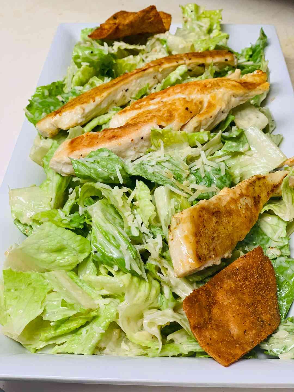 Ziggy's Caesar Salad