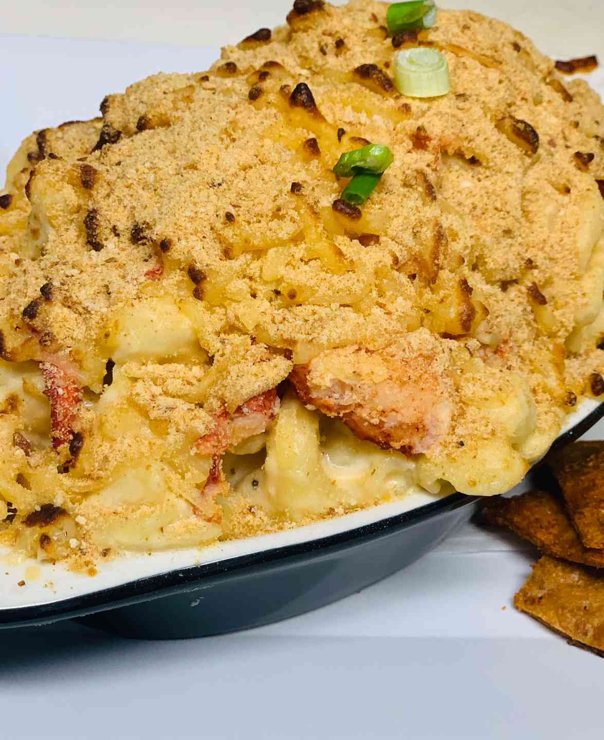 Lobster 'n' Gouda Mac