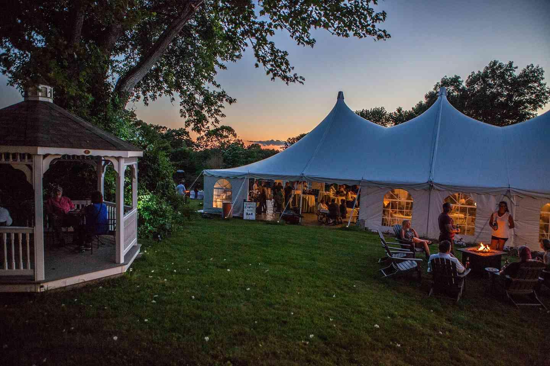 Event Tent Pavilion Space Corporate